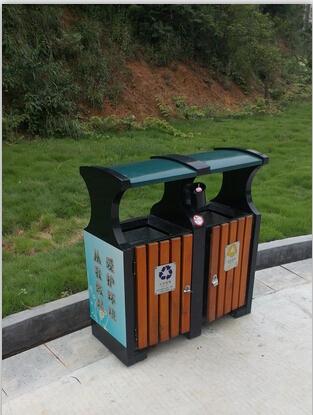 浔峰公园垃圾桶