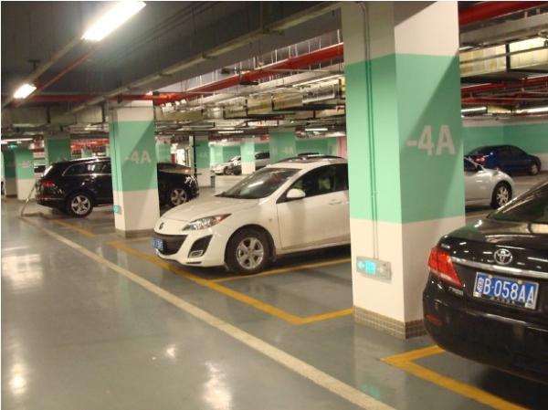停车场分区亚博app体育官网