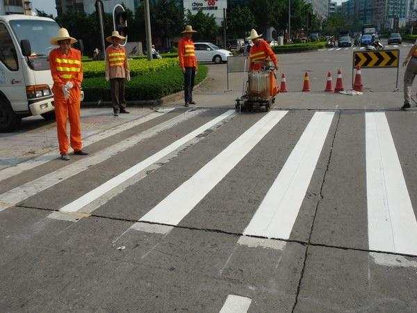 道路反光标线-交通标线