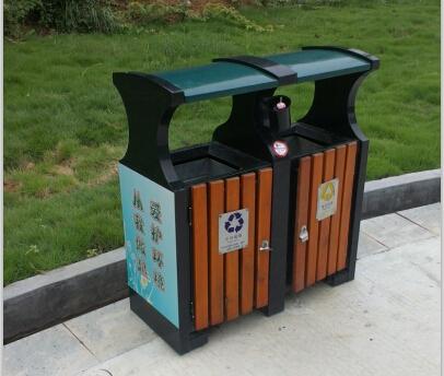公园垃圾箱,广州公园垃圾桶